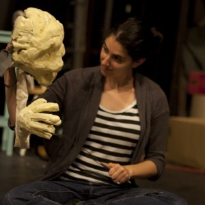 Puppet Workshop Directed by Megan Kosmoski