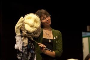 Puppet Workshop Directed by Megan Kosmoski