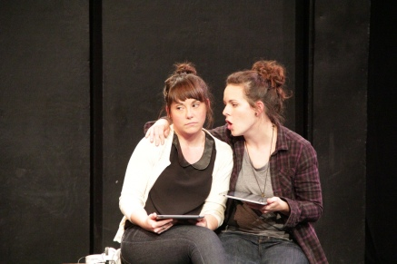 Piano for Four Hands by Kate Pressman, Directed by Megan Kosmoski