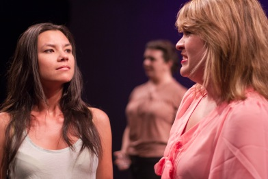 Five-Sided Triangle by Gina Femia, Directed by Megan Kosmoski