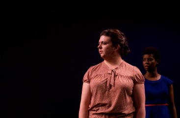 five sided triangle by Gina Femia directed by Megan Kosmoski