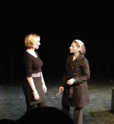 Mahogany Brown by Gina Femia, Directed by Megan Kosmoski